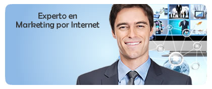 Experto en Marketing por Internet: Inscripciones Abiertas